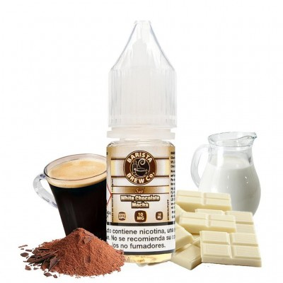 Barista Brew Sales White Chocolate Mocha 10mg