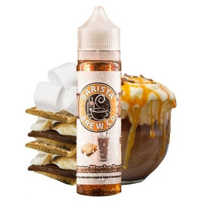 Barista Brew Smores Mocha Breeze 50ml