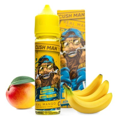 Nasty Cush Man Banana 50ml