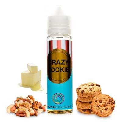 Nova Liquides Crazy Cookie 50ml