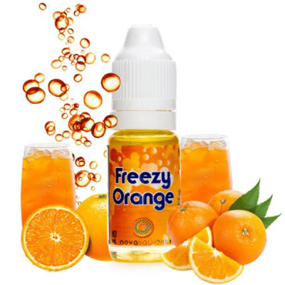 Nova Liquides Freezy Orange 10ml 3mg