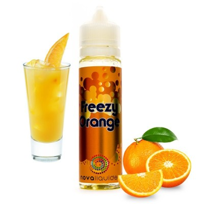 Nova Liquides Freezy Orange 50ml