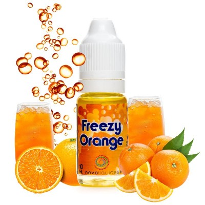 Nova Liquides Freezy Orange Aroma 10ml