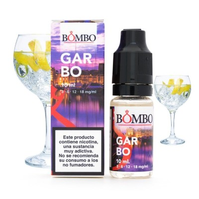 Bombo Garbo 10ml 0mg