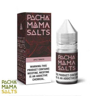 Pachamama Salt Apple Tobacco 20mg