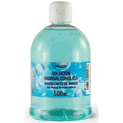 Prady Gel Hidroalcoholico 500ml