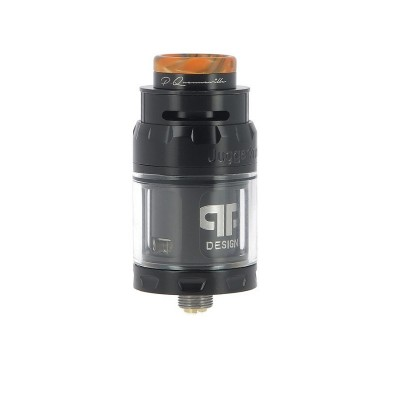 QP DESING JUGGERKNOT RTA MINI BLACK