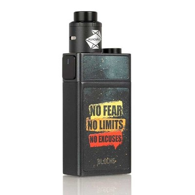 Uwell Kit Block Squonk 90W Black