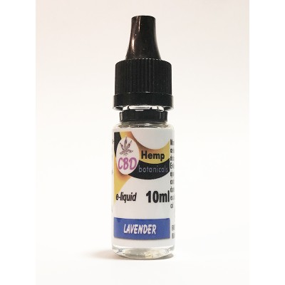 Botanical Cbd Lavender 10ml 3%