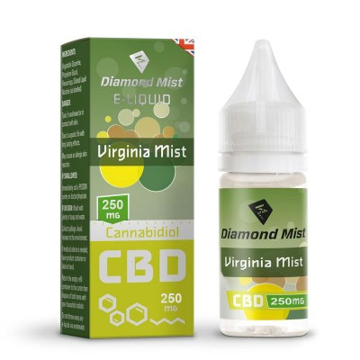 DIAMOND MIST CBD VIRGINIA 250MG