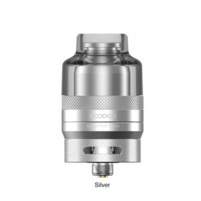 Voopoo Drag Rta Single Coil Pod Silver