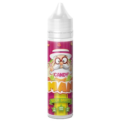 Candy Man Sour Bratz 50ml
