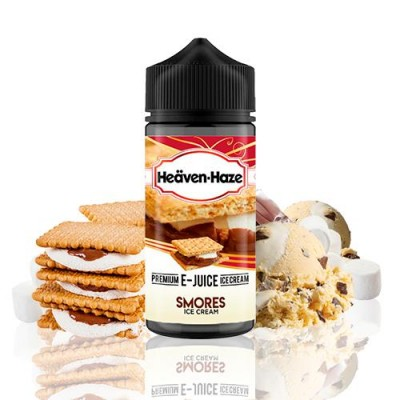 Heaven Haze Smores 100ml