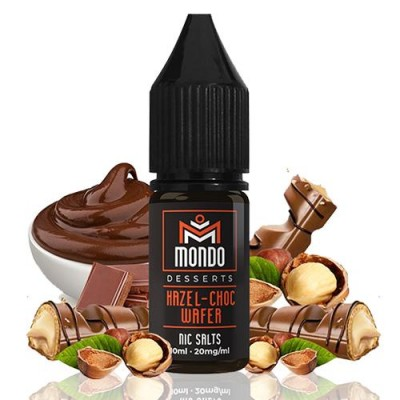 Mondo Salts Hazel-choc Wafer 20mg
