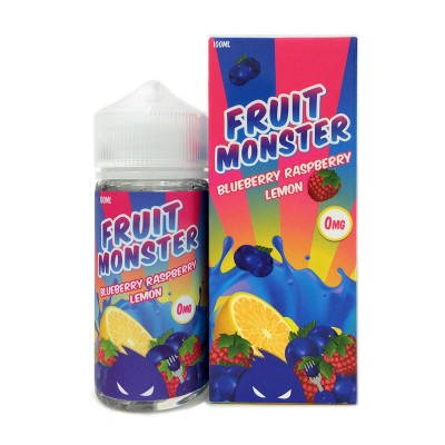 Fruit Monster Arandano Frambuesa Limon 100ml
