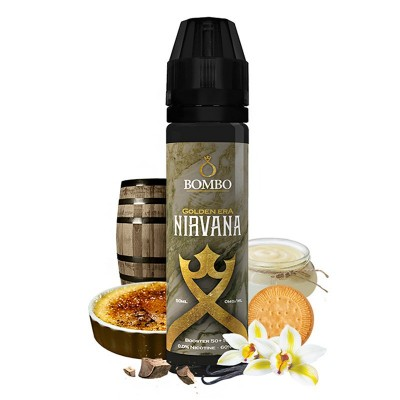 Golden Era Nirvana 50ml By Bombo