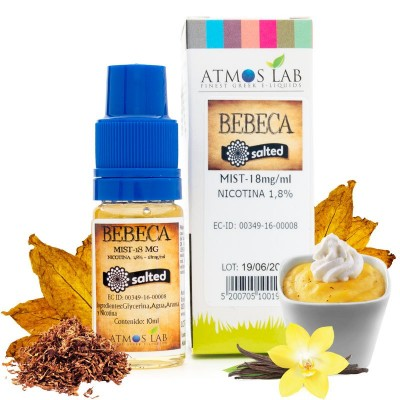 ATMOS LAB SALES BEBECA 10ML 18MG