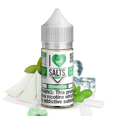 I LOVE SALT SPEARMINT GUM 20MG