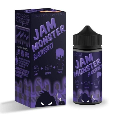 Jam Monster Mora 100ml
